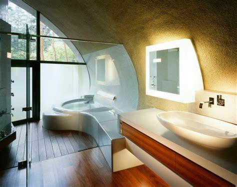 Maison Moderne Interieur Salle De Bain by Maison Moderne Japonaise 224 L Architecture Futuriste 224