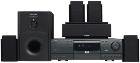 value koss c928 dvd receiver home theater system