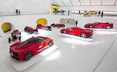Ferrari Museum Italy by Image Enzo Ferrari Museum In Modena Italy Size 1024 X