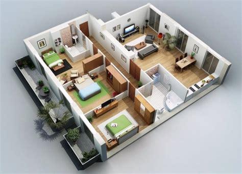 attrik trik mudah menentukan desain rumah  kamar