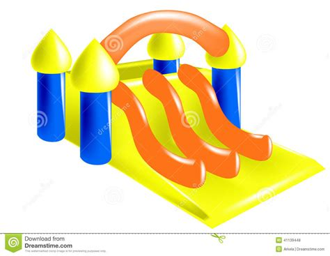 inflatable boat clipart inflatable slide clipart