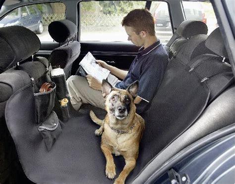 si鑒e auto pour chien housse de protection car transport chien