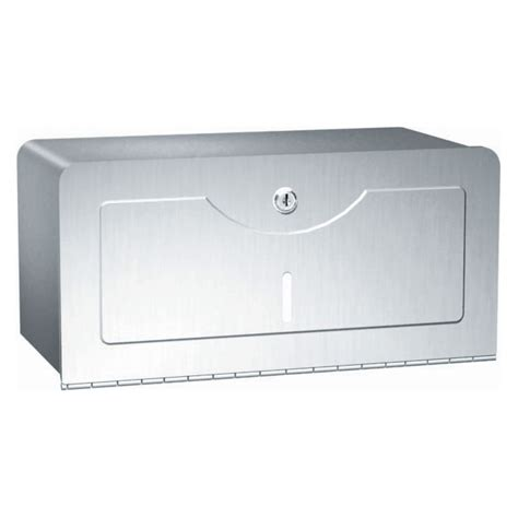 Single Fold Paper Towel Dispenser - american specialties 0245 ss traditional stainless