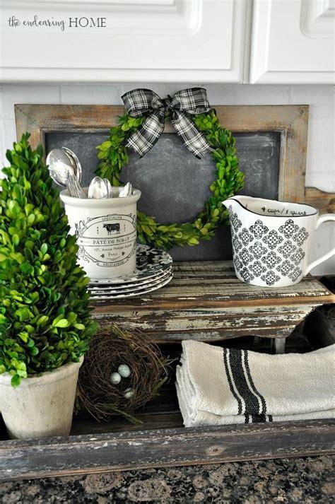 farmhouse blog cottage farmhouse style vignette in the kitchen blogs i