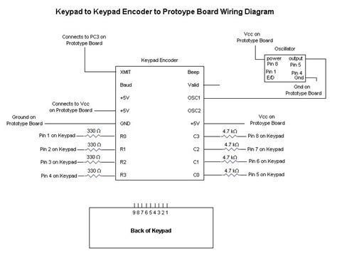 iei keypad wiring diagram iei 212w data sheet wiring diagrams repair wiring scheme