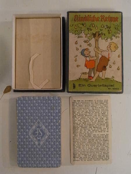 schreibtisch bauhaus 1224 ruempelstilzchen sehr altes quartettspiel kindliche