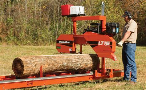 wooden sawmill wood mizer lt15 portable sawmill bandsaw 19hp ebay