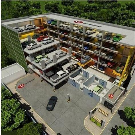 Underground Parking Garage Design west hollywood city hall automated garage and community