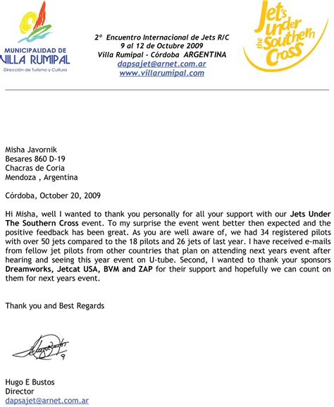 Support Event Letter thank you letter support event granitestateartsmarket