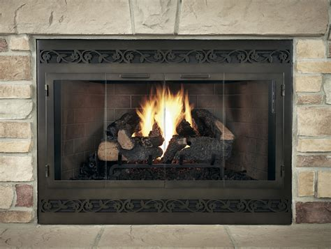 legend zc deluxe custom fireplace door design specialties
