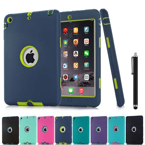 Mini 1 2 3 4 I Buy Shockproof Handle Foam Stand Casing shockproof heavy duty rubber cover for apple 2 3 4 mini 1 2 3 air 1 2 ebay