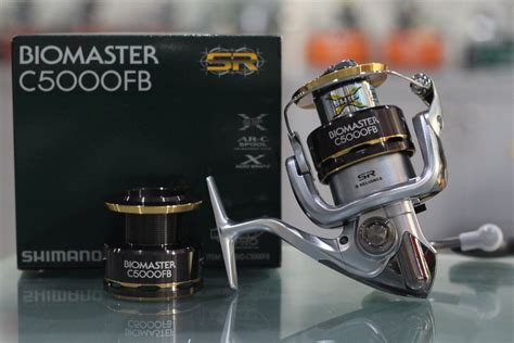 Reel Pancing Shimano Biomaster jual reel shimano biomaster c5000fb with spool di