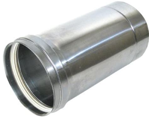 kingsman z58gp glavanized chimney vent pipe for vertical