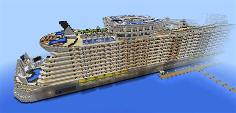 big boat minecraft map minecraft pe cruise ship seed fitbudha