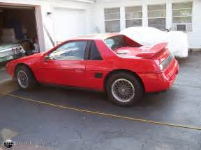 Pontiac Fiero Horsepower Pontiac Fiero Se V6 Picture 6 Reviews News Specs