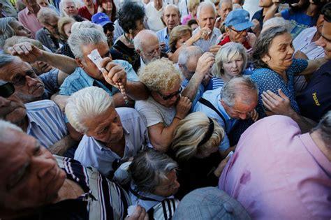 banche aperte oggi le banche greche aperte per i pensionati internazionale