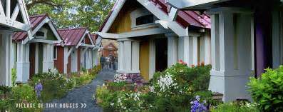 Small Home Villages Small Home Design