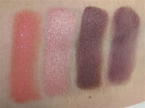 Eyeshadow Blush On Pallete Cool For School Murah Faced Sweet Eyeshadow Palette Review Swatches