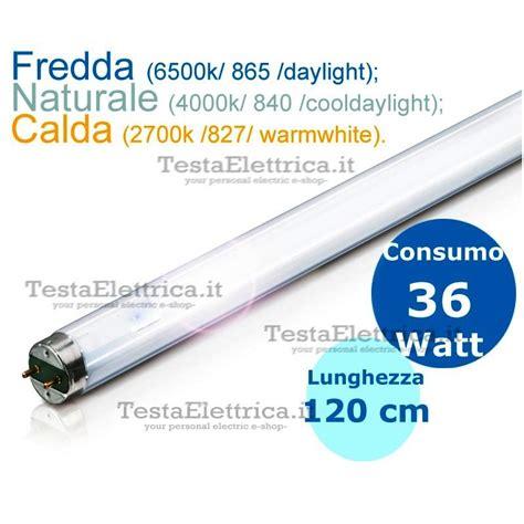 Lu Philips Tl 36 Watt neon lineare philips master tl d 36w 865 840 827 120cm