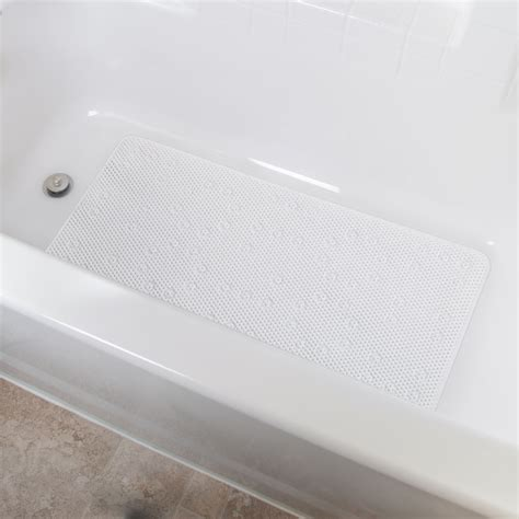 bathtub slip premium non slip bathtub mats with ultra secure suction