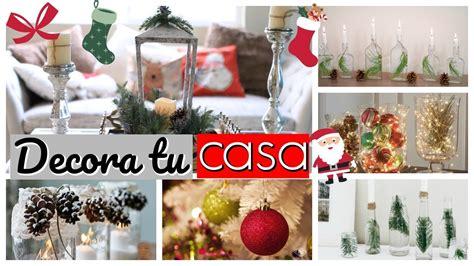 decorar la casa en navidad 7 increibles ideas para decorar la casa en navidad