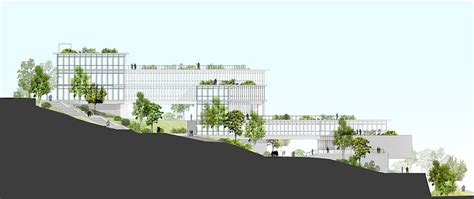 city section gallery of pwd to break ground on mixed use development in