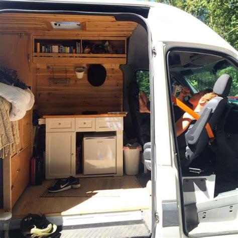 Sprinter Conversion Kitchen by The 10 Coolest Sprinter Cer Vans On Instagram