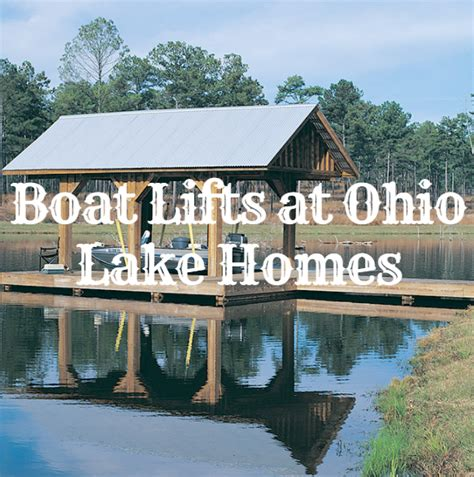 boat lift for sale ohio boat lifts at ohio lake homes what you need to know