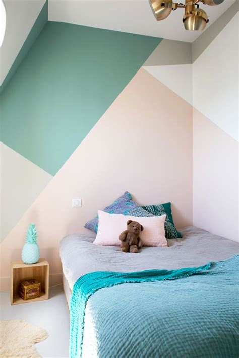 bedroom wall patterns best 25 geometric wall ideas only on pinterest