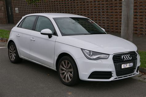 Audi A1 Attraction by File 2014 Audi A1 8x My14 1 4 Tfsi Attraction Sportback