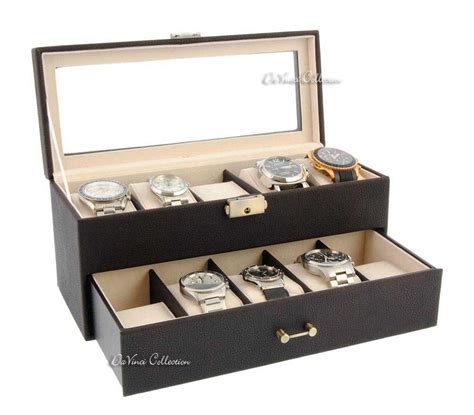 scatola porta orologi carpisa scatole porta orologi vetrine portaorologi davinci