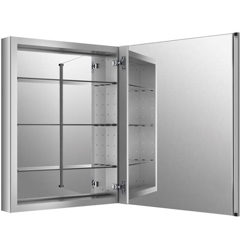 Cabinet K by Kohler K 99006 Na Verdera Aluminum Non Handed Medicine