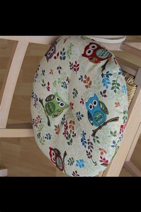 cuscino su misura cuscino sedia tondo sfoderabile gobelin anche su misura