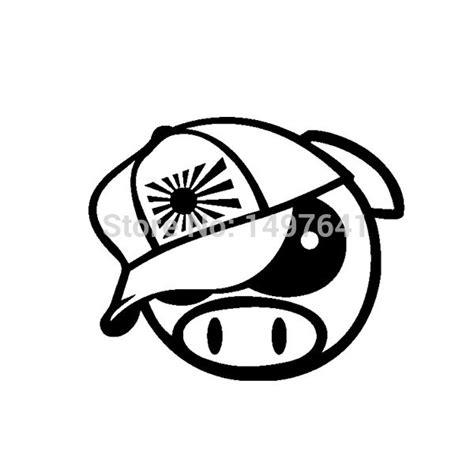 Jdm Sticker Angry Pig popular drift auto buy cheap drift auto lots from china drift auto suppliers on aliexpress