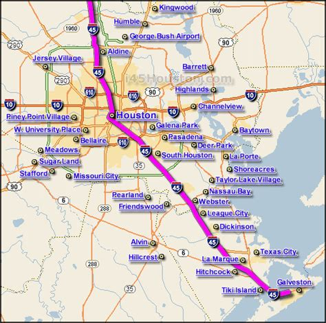 houston hov map object moved