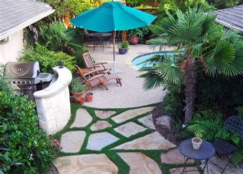 Tropical Backyard Landscaping Ideas Home Design Elements Tropical Backyard Ideas