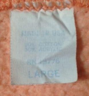 pannill knitting company pannill パニール のタグを見て年代を見分ける方法 ヴィンテージの知識をまとめて伝えるブログ