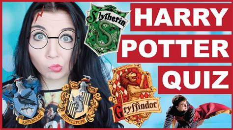 Harry Potter Quiz House by Which Hogwarts House Do I Belong In Quiz