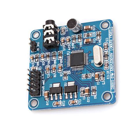 spi interface vs1053 mp3 module development board on board recording function ebay