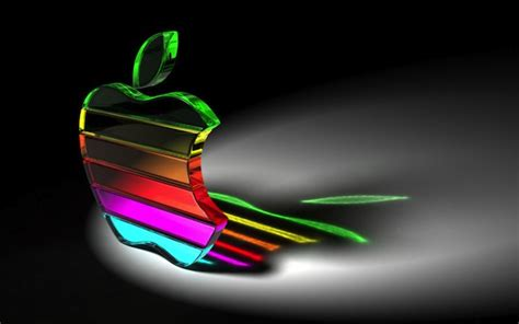 foto scrivania mac 10 sfondi in 3d logo apple per personalizzare la