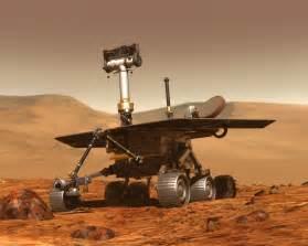mars rover terrain on mars