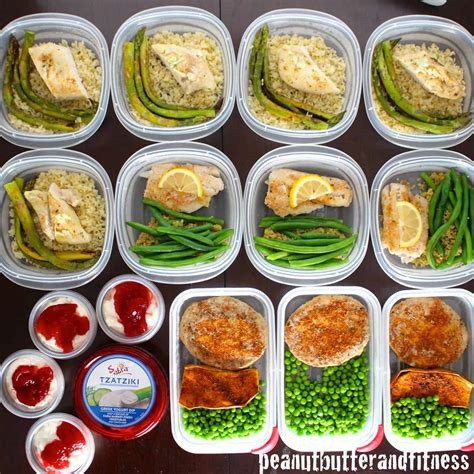 Sweet Designs Kitchen by Meal Prep Ideas Week Of February 2nd Peanut Butter And