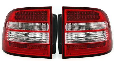 Porsche R Ckleuchten by Led R 252 Ckleuchten F 252 R Porsche Cayenne In Rot Wei 223 Ad Tuning