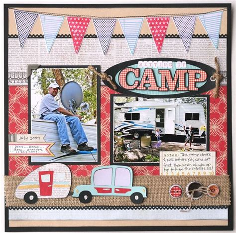 scrapbook layout ideas using cricut cute layout i really like the title ctmh pinterest