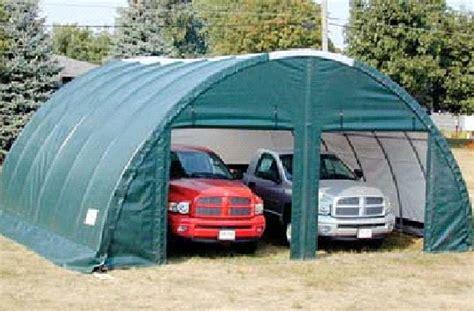 Two Car Portable Carport 2 Car Storage Carport Portable Shelters