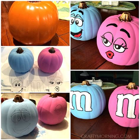 painted pumpkins clever no carve painted pumpkin ideas for crafty
