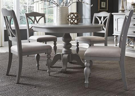gray dining table set summer house dove grey dining room set from liberty