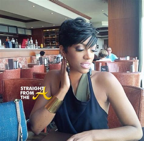 portia from atl hair new doo alert porsha stewart sheds her weave and comes up