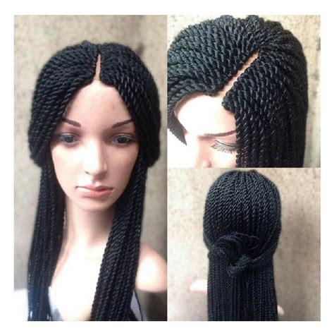 long braids with human hair long braided human hair wig hairturners