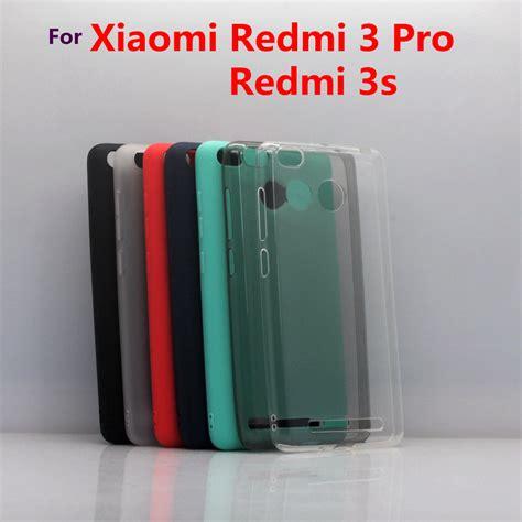 Xiaomi Redmi 3 Pro 3s Prime Silicone Soft Cover Bumper xiaomi redmi 3s redmi 3 pro 3 s cover silicone for xiaomi redmi 3s prime 3 pro 3